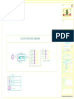 11-CCTV Single Line Diagram