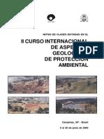 Aspectos Geológicos de Protección Ambiental