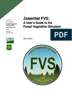 Essential FVS