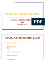 Exploración Neurológica Básica Magaly Albornoz