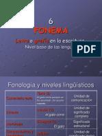 Los Fonemas