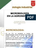 1- Microbiología Industrial