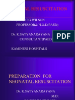 71107683 Neonatal Resuscitation