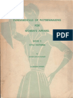 Fundamentals of Patternmaking II