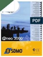 INEO3000UK Instruction Manual