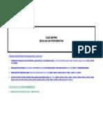 Code Mapping Bekalan Dan Perkhidmatan Disember 2012