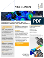 Brochure - Curso - Simulation Mechanical [A4] 06-06-13