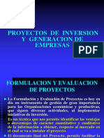 FORMULACION  de  PROYECTOS.ppt
