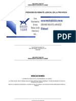 remates judiciales en la provincia de méxico