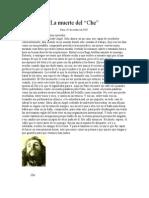 Cort†Zar, Julio - La Muerte Del Che