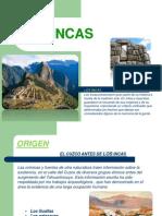 exposicion cultura inca.ppt
