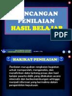 2. Rancangan Penilaian Hsl Bel