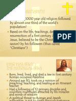 Christianity, Sikhisme, Confucianisme