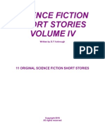 SCIENCE FICTION SHORT STORIES VOL IV