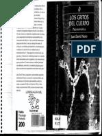 Juan David Nasio - Los Gritos Del Cuerpo (Faltan 4 Paginas)