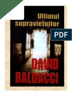 David Baldacci - Ultimul Supravietuitor