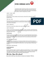 Bio Essays f4 & f5