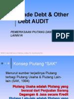 Audit-Arens 10 Piutang