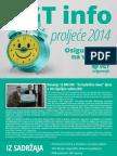 VGT Info-proljece 2014