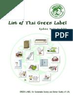 2013-05-Thai Green Label Directory