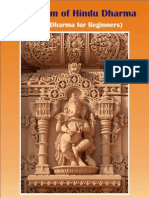 A Catechism of Hindu Dharma - OCR