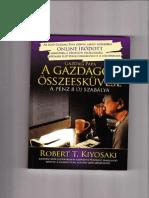 Robert T. Kiyosaki-A Gazdagok Összeesküvése