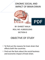 The Economic Social and Business Impact of Brain Ppt