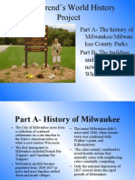 Matt Arend's World History Project 3