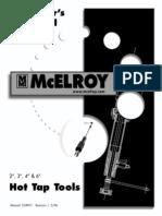 Hot Tap Tools