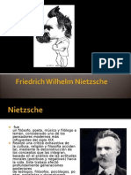 Friedrich Wilhelm Nietzsche