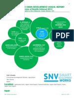 SNV Ghana shea nut value chain development annual report