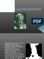 G.E Moore