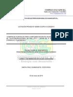 Licitación Privada Nº Admin-coope-012-20022014 (Fórmula 2 Plantas Dc.)