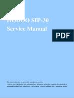 Hoodo Service Manual(V1 01)