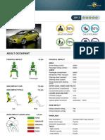 Ford Focus EuroNCAP