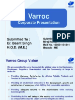201011 Corporate OverView