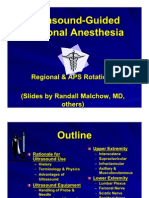 05_Ultrasound Guided Regional Anesthesia Malchow