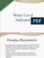 Water Level Indicator
