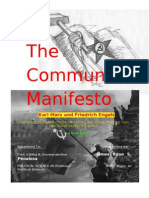 Political Science 85 - Book Review - Communist Manifesto