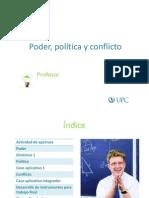9 Poder Politica y Conflicto