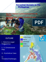 Ancestral Domain 3-D Modeling in the Philippines