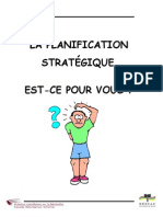 7 La Planification Strategique