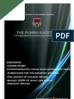The PUMBA Gazette (February Edition)
