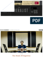 Thefederalist Com 2014-01-17 the Death of Expertise