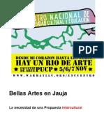 Escuela Nacional Superior Autonoma de Bellas Artes en Jauja