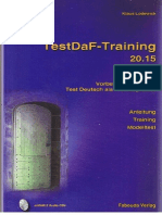 TestDaF Training 20.15