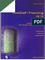 TestDaF Training 20.15
