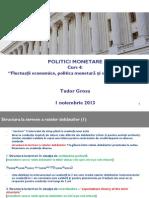 Curs.4 Pol Monetare