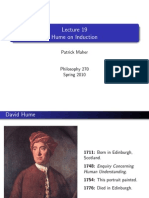 Lectures on hume's Enquiry