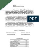 12 FISIOTERAPEUTA of 2007 Resultado Oposicion
